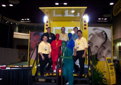 tdot mobile.exhibits team