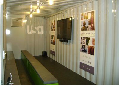 usa network exhibit