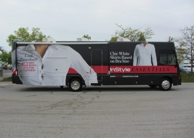 instyle mobile marketing vehicle