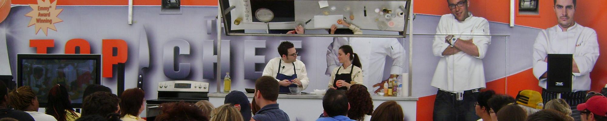 Top Chef Celebrities