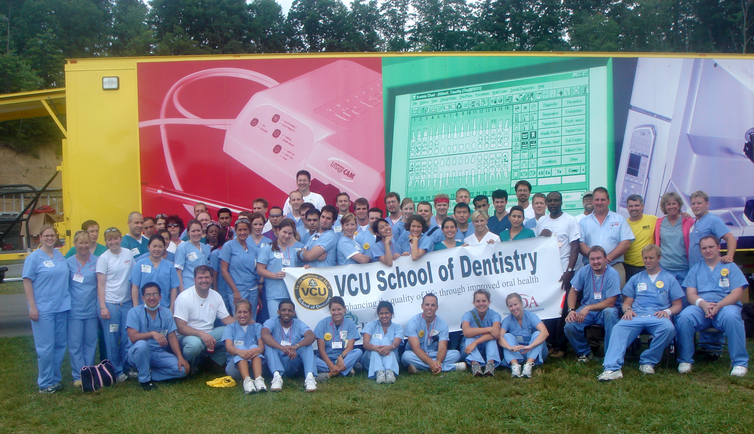 TOMORROW'S DENTAL OFFICE TODAY | Mobile Exhibits